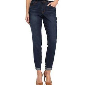 NWOT Nine West Gramercy Skinny Ankle Jeans size 14